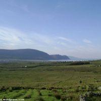 Wyspa Achill- opuszczona wioska