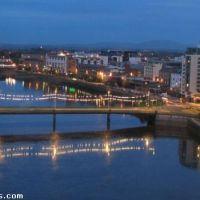 Rock of Dunamase, zamek Ballaghmore i miasteczko Limerick
