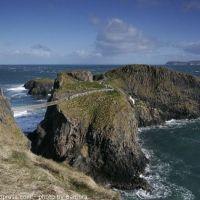 Wisząca kładka Carrick-a-rede, Irlandia Północna
