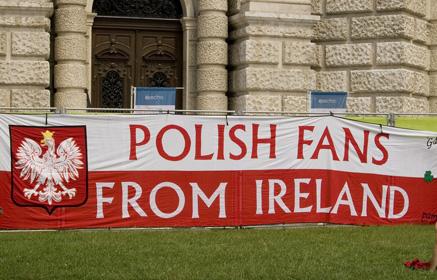 polacy w irlandii