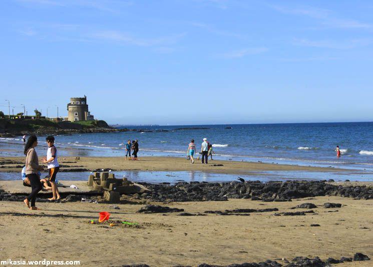 zamki na piasku, Martello Tower