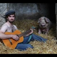 Irlandzcy rolnicy z gołą klatą..