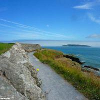 Spacerkiem przy morzu na północ od Dublina czyli Portrane do Donabate
