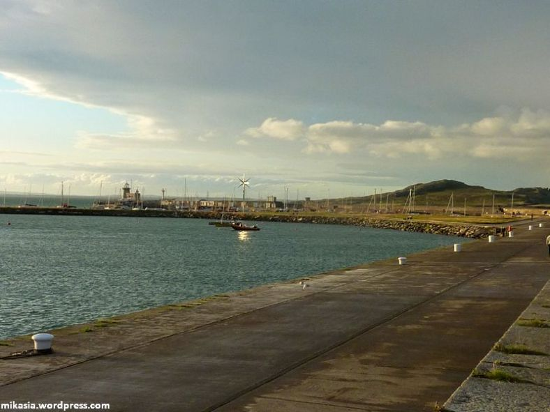 Howth Harbour East Pier