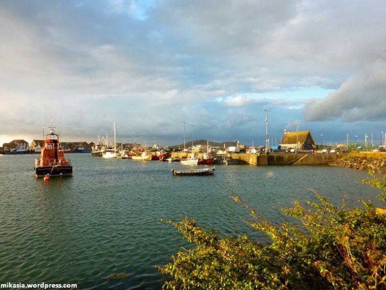 Howth Harbour, West Pier