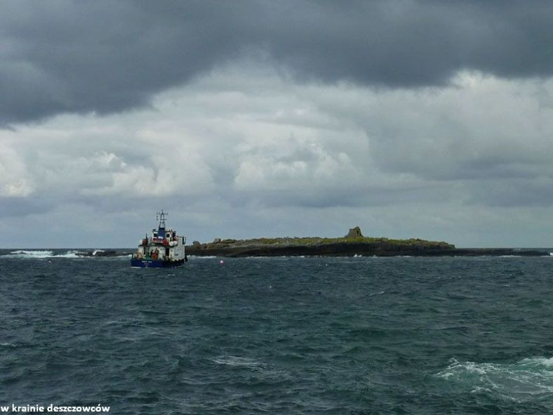 w drodze na inisheer i cliffs of Moher (2)