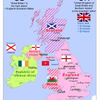 Kto Anglik, kto Irlandczyk a kto Brytyjczyk?