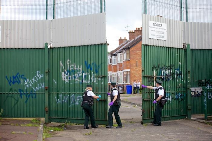 Belfast Peacelines
