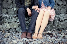 Killiney-Beach-Engagement-Photography