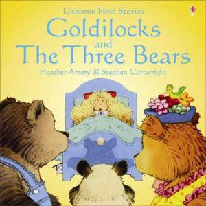 first-stories-goldilocks-three-bears