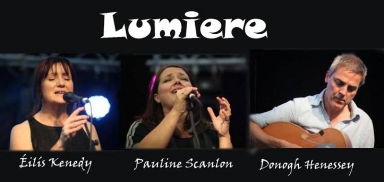 Irish music, folk music, Lumiere,