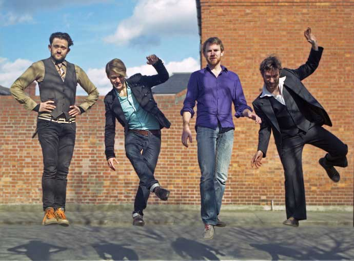Irish music, moderm music, fusion music, percussive dancer