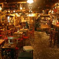 Pubowe spotkania przy kominku w prowincji Connacht