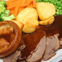 Tradycyjny niedzielny obiad irlandzki