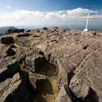 10 wyższych gór Irlandii dobrych na wspinaczkę