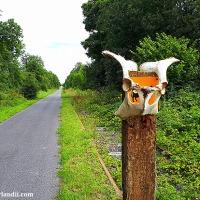 Ścieżka rowerowa Mullingar - Athlone - Old Rail Trail Greenway